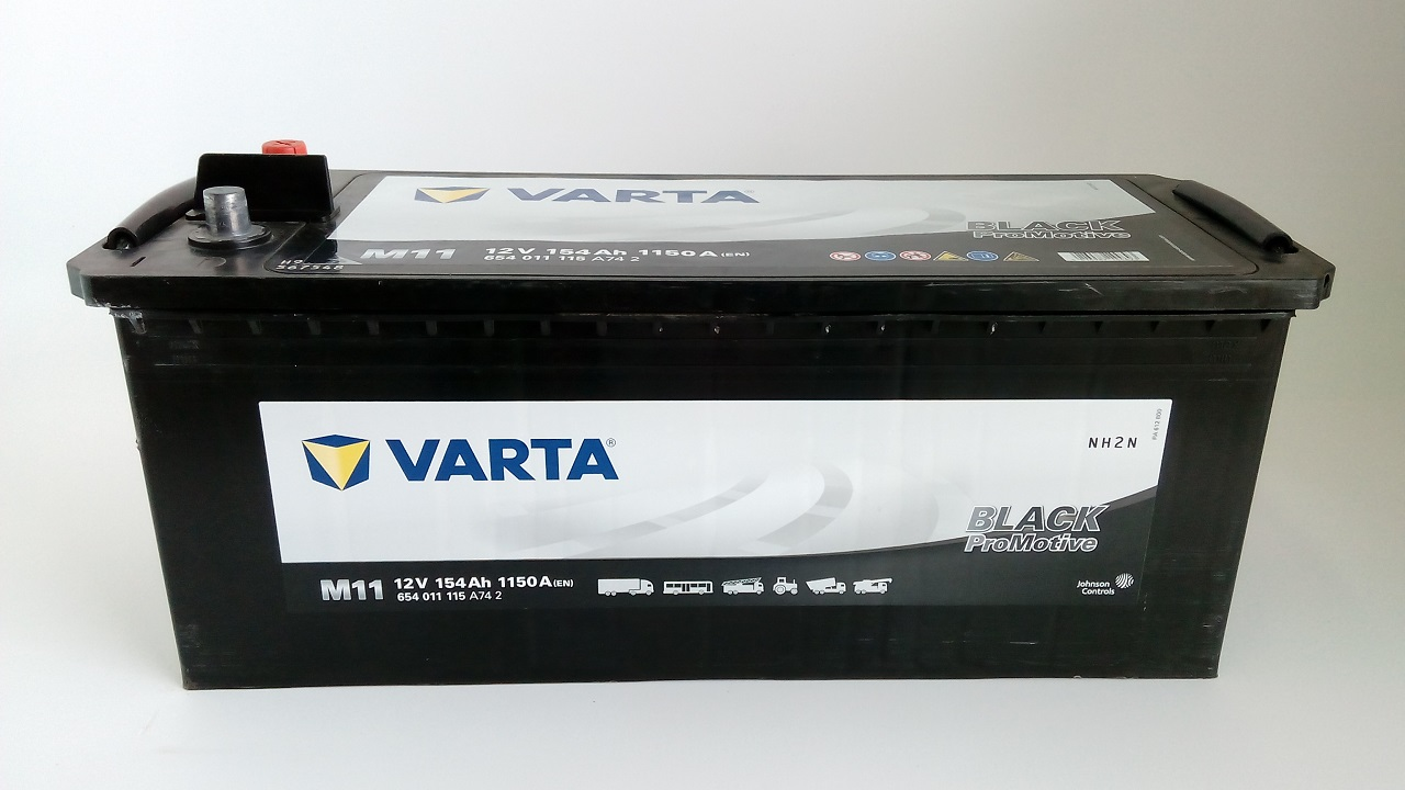 Akumulator VARTA PROMOTIVE BLACK 12V 154Ah